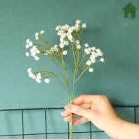 Bunga Simulasi - Babybreath 90 kuntum P65 - Putih