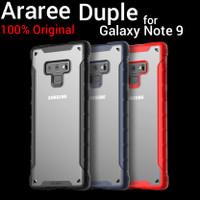 Samsung Galaxy Note 9 Original Araree Duple Case Cover Casing Kesing