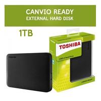 Toshiba Hardisk External Canvio Basic 1TB 3.0 USB