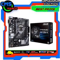 ASUS PRIME H410M-K (LGA1200, DDR4, SATA3, USB3, V, S, L)