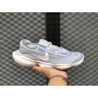 Sepatu Nike Free Run 5.0 2020 Hydrogen Blue White / Running Sneakers