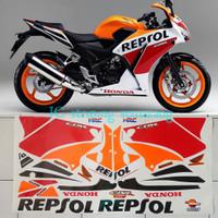 striping CBR 150 k45 repsol