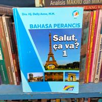 Buku BAHASA PERANCIS SALUT CA VA 1