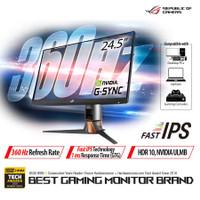 ASUS ROG Swift PG259QN Gaming Monitor 24.5 Full HD, IPS, 360Hz, 1ms