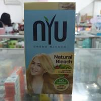 NYU Creme Bleach Natural Bleach Bleaching