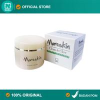 Moreskin clean and glow Original Cream booster wajah glowing