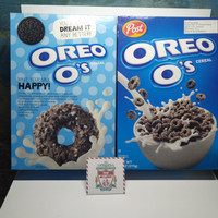 Post Oreo O's Cereal 311 gr   Sereal Os Import 11 Oz