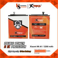 Baterai XTRIKE Double Power XIAOMI BN31 MI A1 REDMI NOTE 5A MI 5X