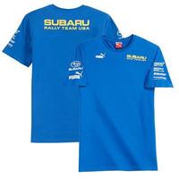 tshirt Baju Kaos Subaru Rally Team USA - High Quality