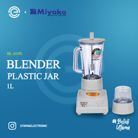 MIYAKO Blender Plastik 2 in 1 - BL101PL