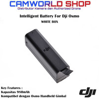 Battery Baterai Batre DJI OSMO Mobile 1 - Osmo 4K - Osmo Plus ORIGINAL
