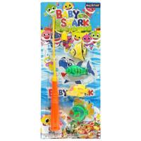 Mainan Pancingan Magnet Baby Shark No 2034 - Fishing Game