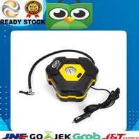 inflator pompa ban motor mobil 12V portable Air compressor CZK-3603