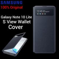 Samsung Galaxy Note 10 lite Original S View Wallet Flip Cover Lipat