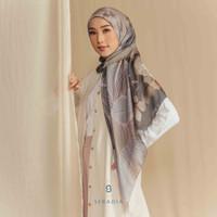 Hijab Segi Empat Seradia Terbaru Florelle Delila Betterrum