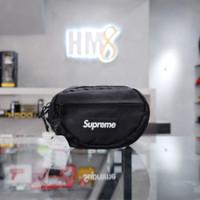 Supreme FW18 Waist Bag Black