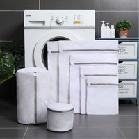 Washing Mesh Bag / Kantong Cucian Laundry Mesin Cuci Jaring Halus Bra