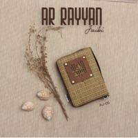 Alquran Saku Kecil / Al-Quran Mini Ar Rayyan Jaibi by Madina Quran