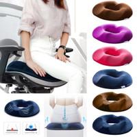 Bantal Duduk Ortopedi Orthopedic Memory Foam Seat Chair Cushion Pillow
