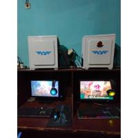 PC Gaming MSI x AMD (Standart) Ex Warnet (Bekas) dan Murah
