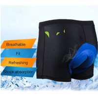Celana Dalam Sepeda Olahraga Bantalan Gel Empuk - Cycling Underwear