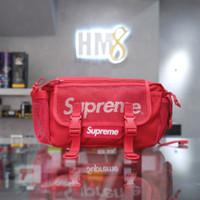 Supreme Waist Bag SS20 Red