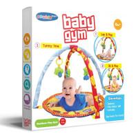 Mainan Bayi Gantungan Musical Rattle Play Baby Gym Set Edukasi Anak