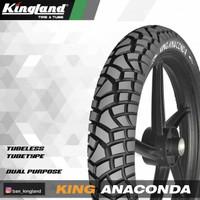 Ban Motor - Kingland King Anaconda 120/80-14 TL