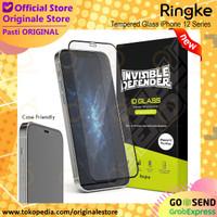 Ringke Tempered Glass iPhone 12 Pro Max / 12 Pro / 12 Mini Anti Gores - iPh 12 Mini