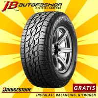 265/60 R18 Bridgestone Dueler 697AT Ban mobil Fortuner, Pajero