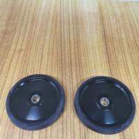 BROMPTON easy wheel H&H 55mm black