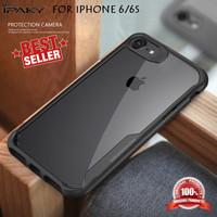 iPaky Case iPhone 6 6s Original Armor Bumper Transparan Casing Softkes