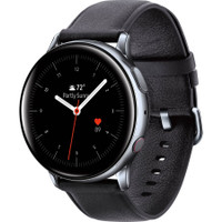 Samsung Galaxy Watch Active 2 [44 mm] - Garansi Resmi - Aluminium Blac