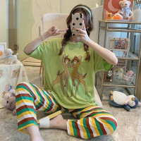 Piyama 491 Import Baju Tidur Panjang Anak Perempuan Remaja Wanita