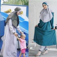 Baju renang Gamis muslimah syar'i busui jumpsuit syari
