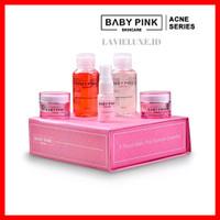 BABYPINK BABY PINK SKINCARE ACNE SERIES ORIGINAL BPOM PAKET 1 SET