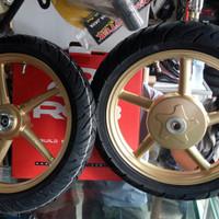 Velg racing RCB set Ban FDR Vario 125 / velg 150 / mio / beat / scoopy