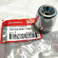 bandul stang stir pcx / Weight A Handle Kode Part: 53102K97T00