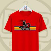 Baju/Kaos/Tshirt Sepeda BMX 80an BMX Bandits