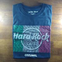 kaos Hard Rock Cafe t shirt. Key West & Cozumel. free original masker