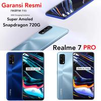 Realme 7 PRO Garansi Resmi Real Me Indonesia Relmi Rilmi