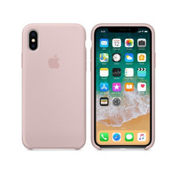 Iphone X / Xs / Xr / Xs Max Soft Case Rubber Apple Original