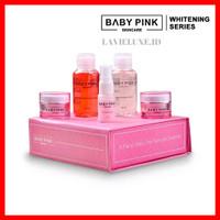 BABYPINK BABY PINK SKINCARE WHITENING SERIES ORIGINAL BPOM PAKET 1 SET