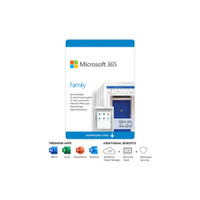 Microsoft 365 Family Office 365 Home - ESD key saja