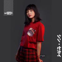 T-Shirt Megumin Pocket Anime Konosuba