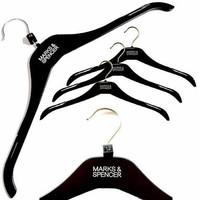 Hanger Gantungan Marks Spencer Baju Kaos Jersey Kemeja Jas