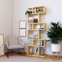 Mia Lounge Chair & Tile Bookcase Set / OSLO / Home Set