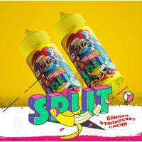 Split Banana Strawberry Cream 100ML by LIM - Liquid Split Banana Straw