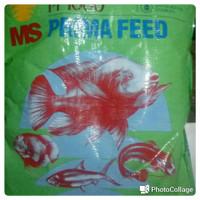 Pakan Benih Bibit Ikan Lele Nila Gurame PF 1000 Repack 500 gram