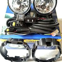 foglamp avanza vvti+saklar+rellay+kabel komplit